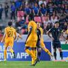 U23 Thái Lan vs U23 Australia: U23 Thái Lan kém bản lĩnh