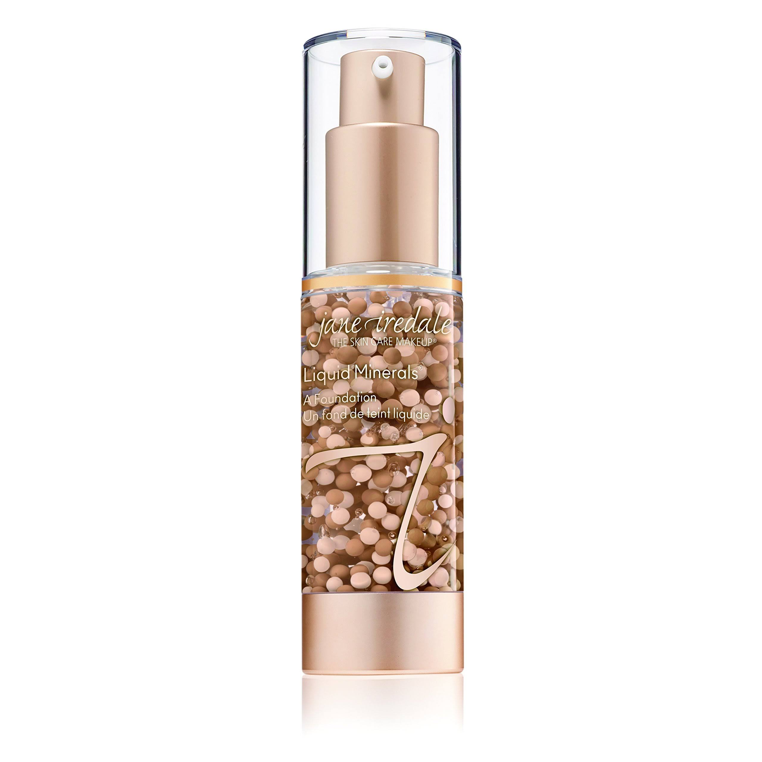 jane iredale Liquid Minerals A Foundation - Natural, 1.01oz