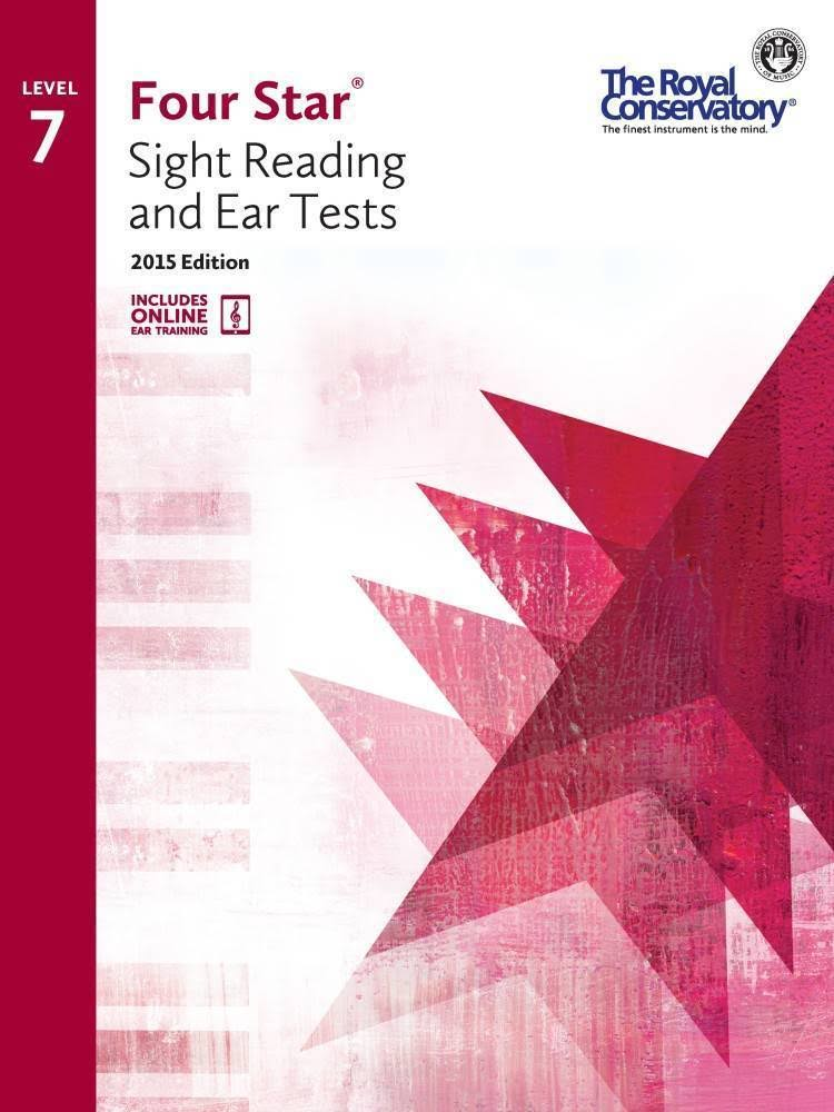 Royal Conservatory Four Star Sight Reading and Ear Tests Level 7 - Frederick Harris Music Co