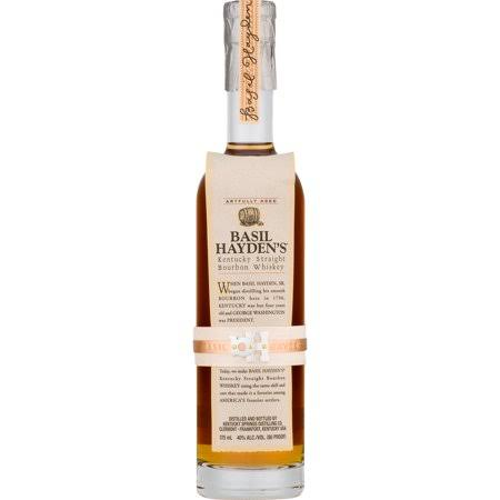 Basil Hayden's Bourbon Whiskey, Kentucky Straight - 375 ml