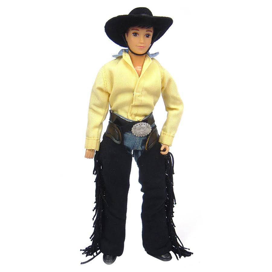 Breyer B536 Traditional Austin Cowboy Doll - 1:9 Scale