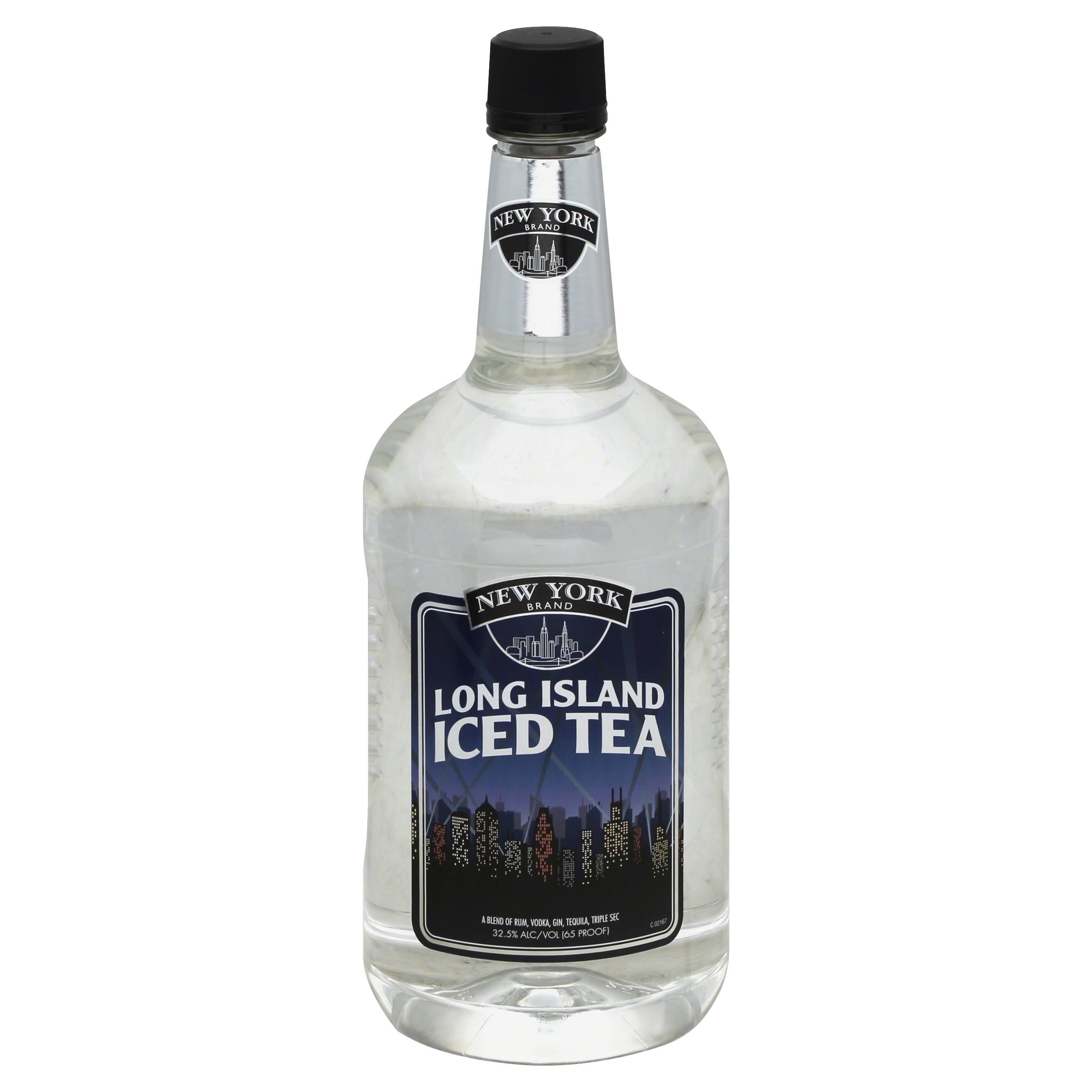 New York Brand Long Island Iced Tea - 1.75 lt