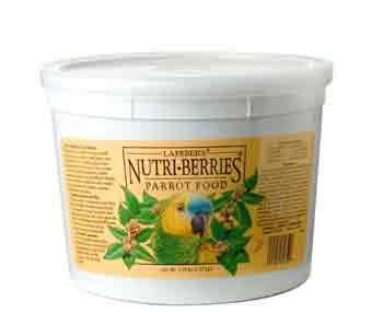 Lafebers Nutri-Berries Parrot Food