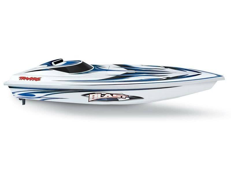 Traxxas Blast Fully Assembled Ready-To-Race Race Boat - 24in