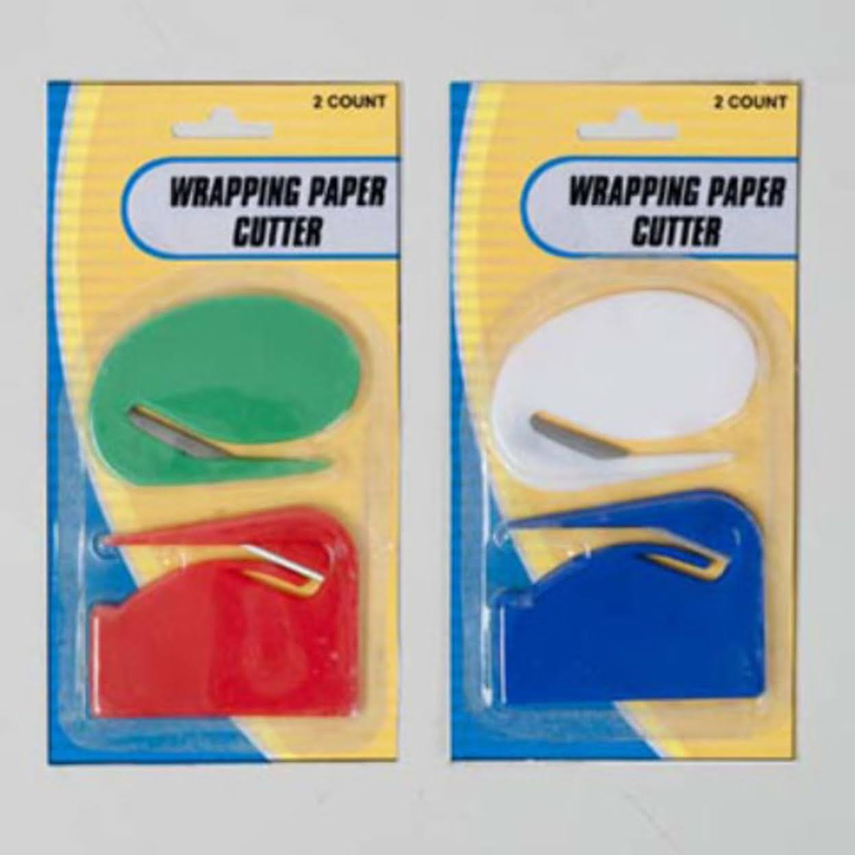 DDI 2124560 Wrapping Paper Cutter - 2 Pack Case of 48