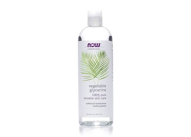 Now Solutions Vegetable Glycerine - 473ml