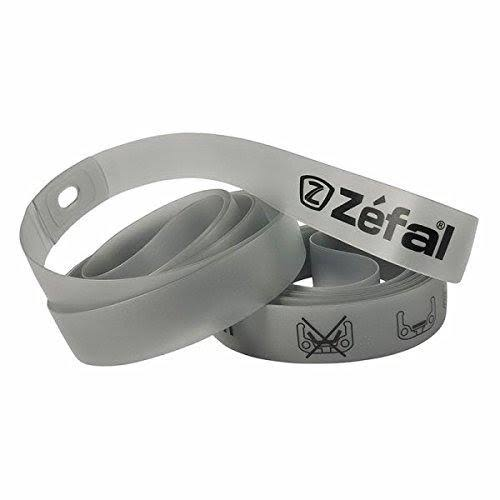 Zefal Bicycle Wheel Soft Pvc Rim Tape - 700c X 16mm