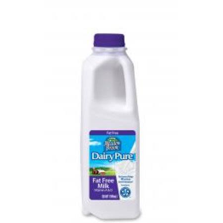 Berkeley Farms Dairy Pure Fat Free Milk - 1qt