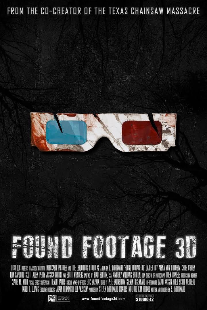 Found Footage 3D-Found Footage 3D
