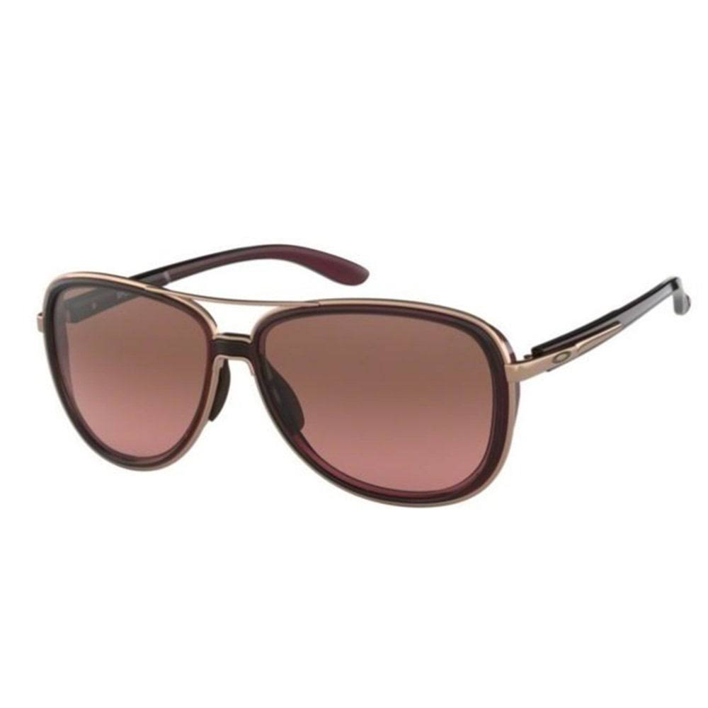 Oakley Split Time Sunglasses - Crystal Raspberry