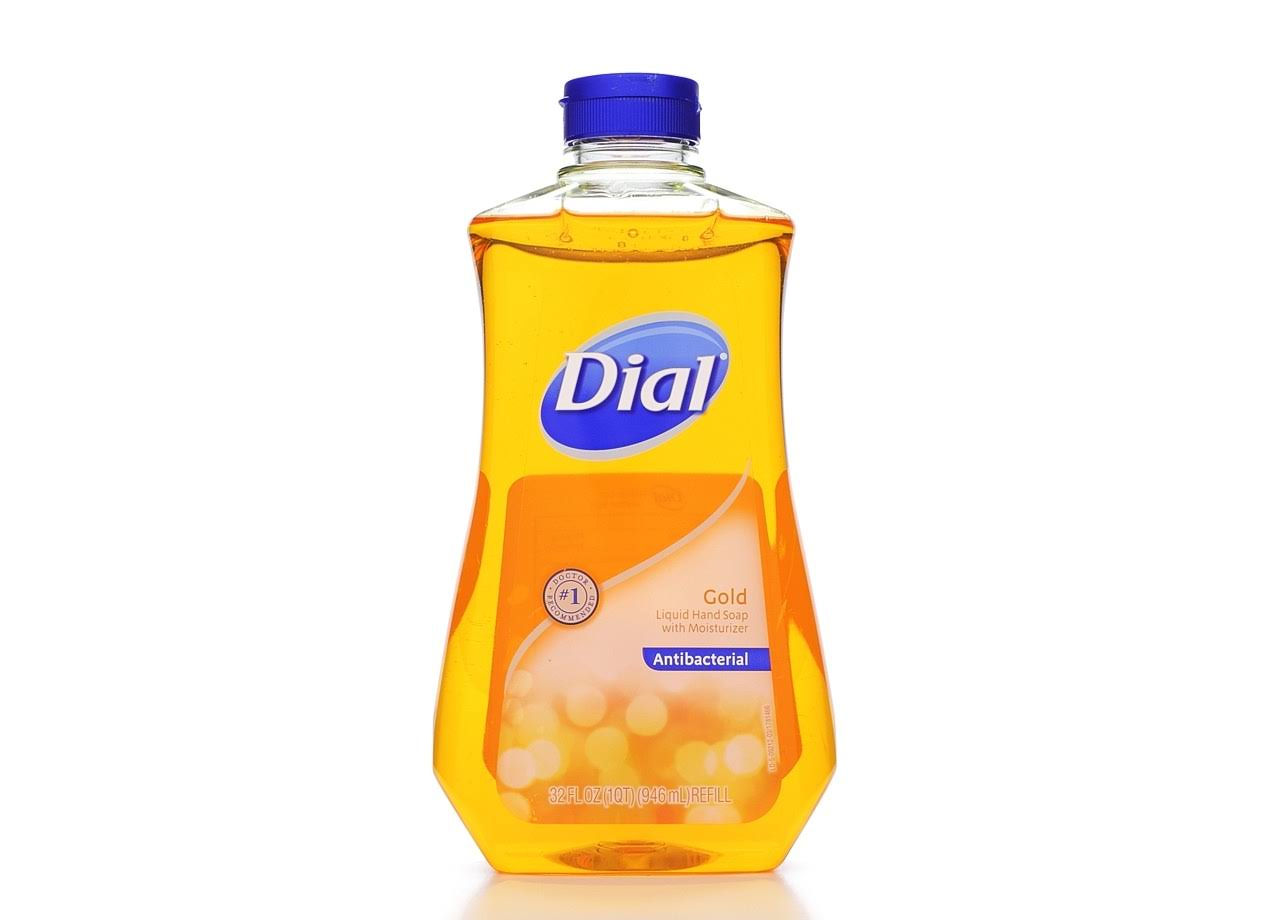 Dial Gold Antibacterial Liquid Hand Soap - 32oz