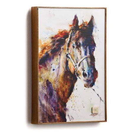 Big Sky Poncho Horse Wall Art
