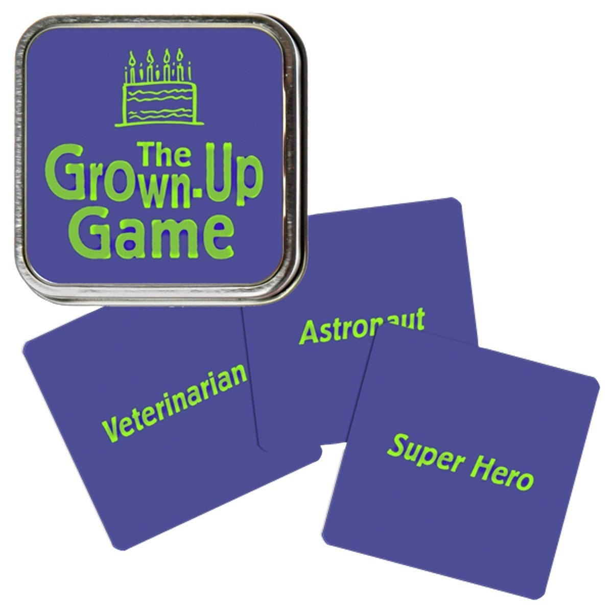 Table Top Games - Grown Up Games