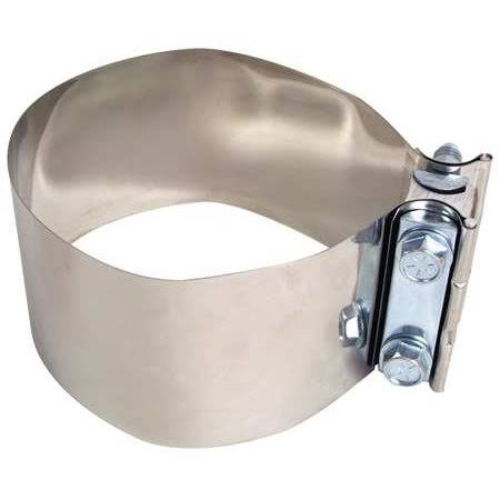 Smartparts 320400 Exhaust Clamp,Min.Dia.4 in.