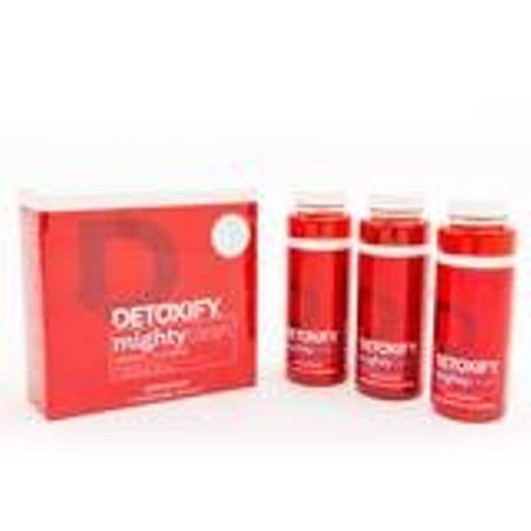 Detoxify Mighty Clean Herbal Cleanse - 3 x 8oz