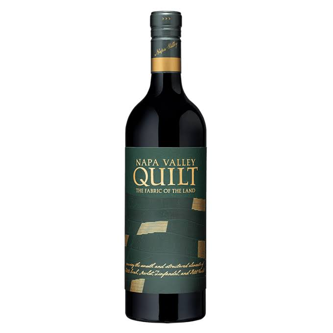 Quilt Red Blend Napa Valley 2017 - 750ml