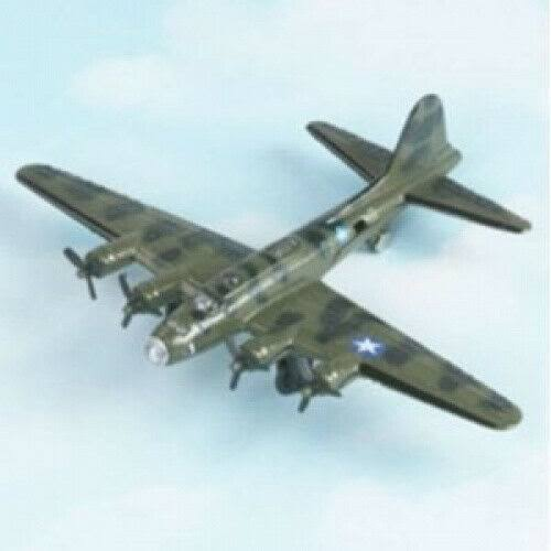 Hot Wings B-17 Flying Fortress WWII Series Diecast Collectible