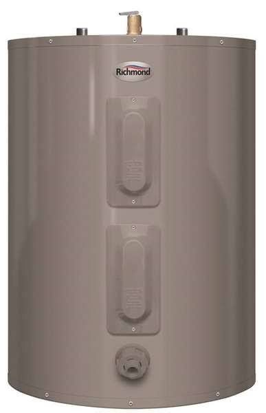 Richmond Essential Short Electric Water Heater, 30 Gallons, 240 Volt,