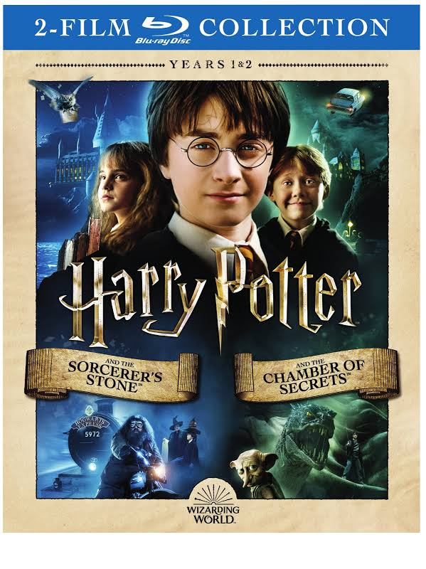 Harry Potter and the Sorcerer's Stone / Harry Potter - BLU-RAY