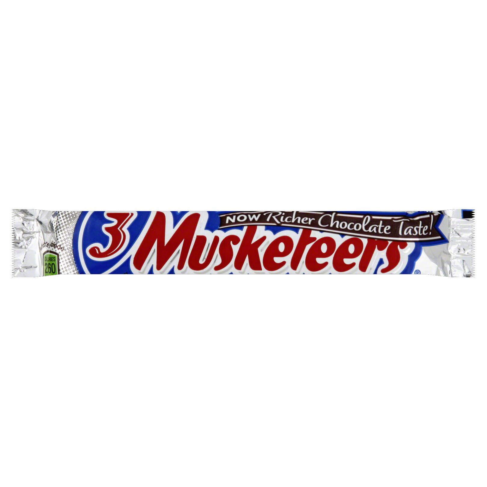3 Musketeers Chocolate Bar - 2.13oz