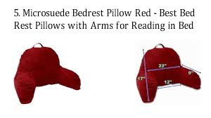 Jobri Spine Reliever Bed Wedge by Pillow For Sitting Up In Bed 2017 Youtube