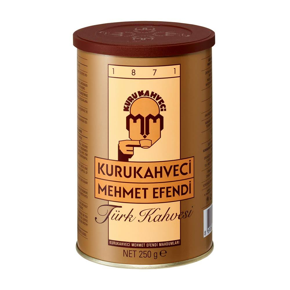 Mehmet Efendi Turkish Coffee - 250g