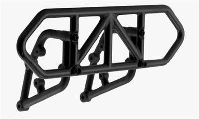 Rpm Rear Bumper Slash - Black