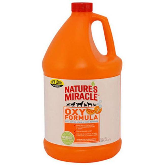Nature's Miracle - Oxy Stain & Odor Remover - 1 Gal