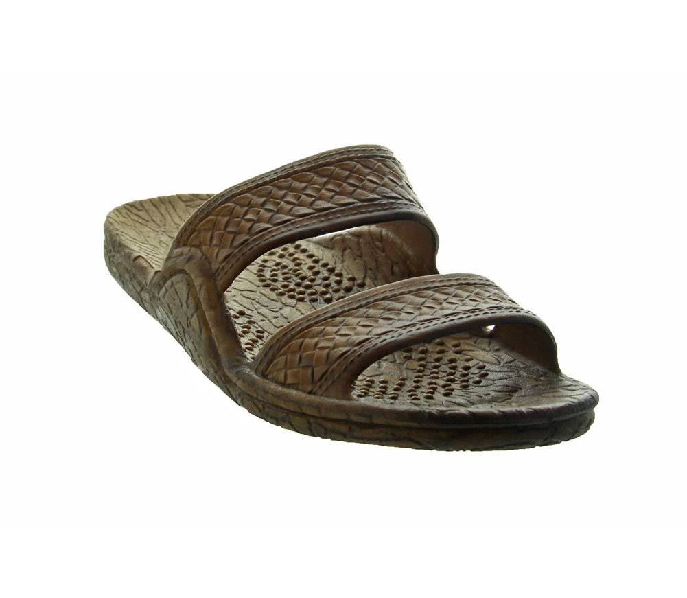 Pali Hawaii Classic Jandals - Light Brown
