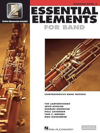 Hal Leonard Essential Elements for Band: Bassoon Book 2