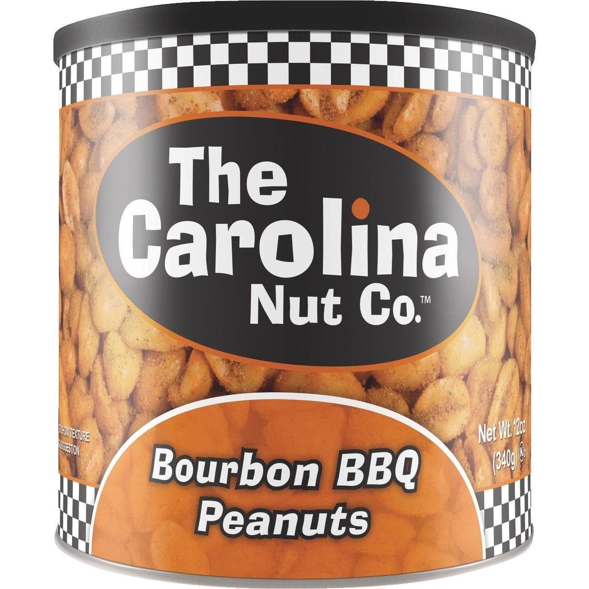 Carolina Nut Co. Bourbon BBQ Peanuts