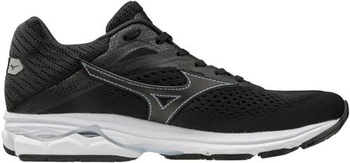 Mizuno Women's Wave Rider 23 Running Shoe - Dark Shadow, 9
