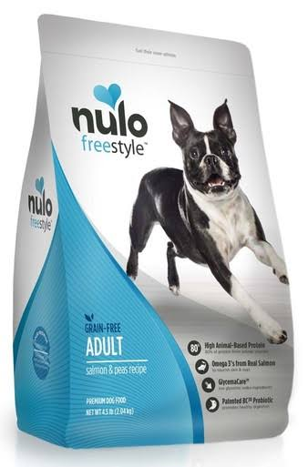 Nulo Adult Salmon Grain-Free Dry Food - 11lb