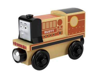 Thomas and Friends Wooden Railway Rusty Engine Toy