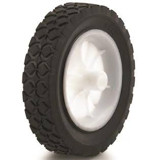 "DH Casters W-PH60112P4 Light Duty Plastic Wheel - 6""x1 1/2"""