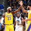 Anthony Davis fue dominante en debut con Los Angeles Lakers