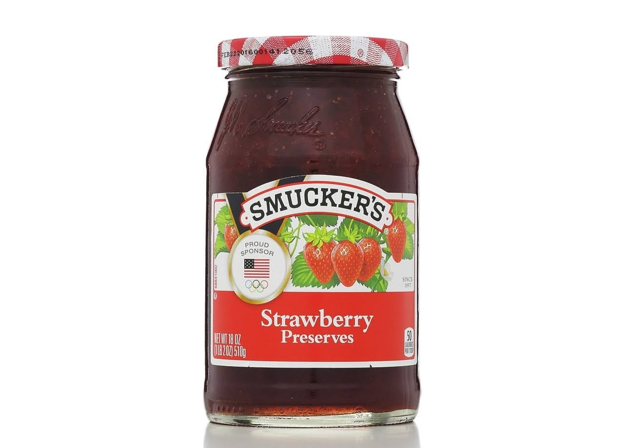 Smucker's Strawberry Preserves - 18oz