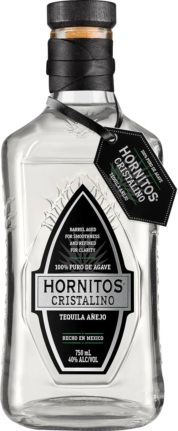 Hornitos Tequila, Cristalino - 750 ml