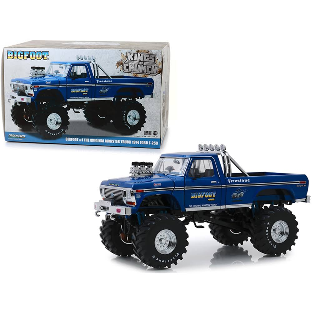Ford F-250 Monster Truck, Bigfoot