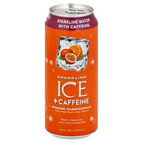 Sparkling Ice Sparkling Water, Orange Passion Fruit - 16 fl oz