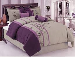 Lavender And Grey Bedding by Bedroom Purple Comforters Sets Purple And Gold Comforter Sets