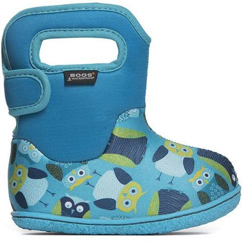 Bogs Baby Owls - Blue Multi