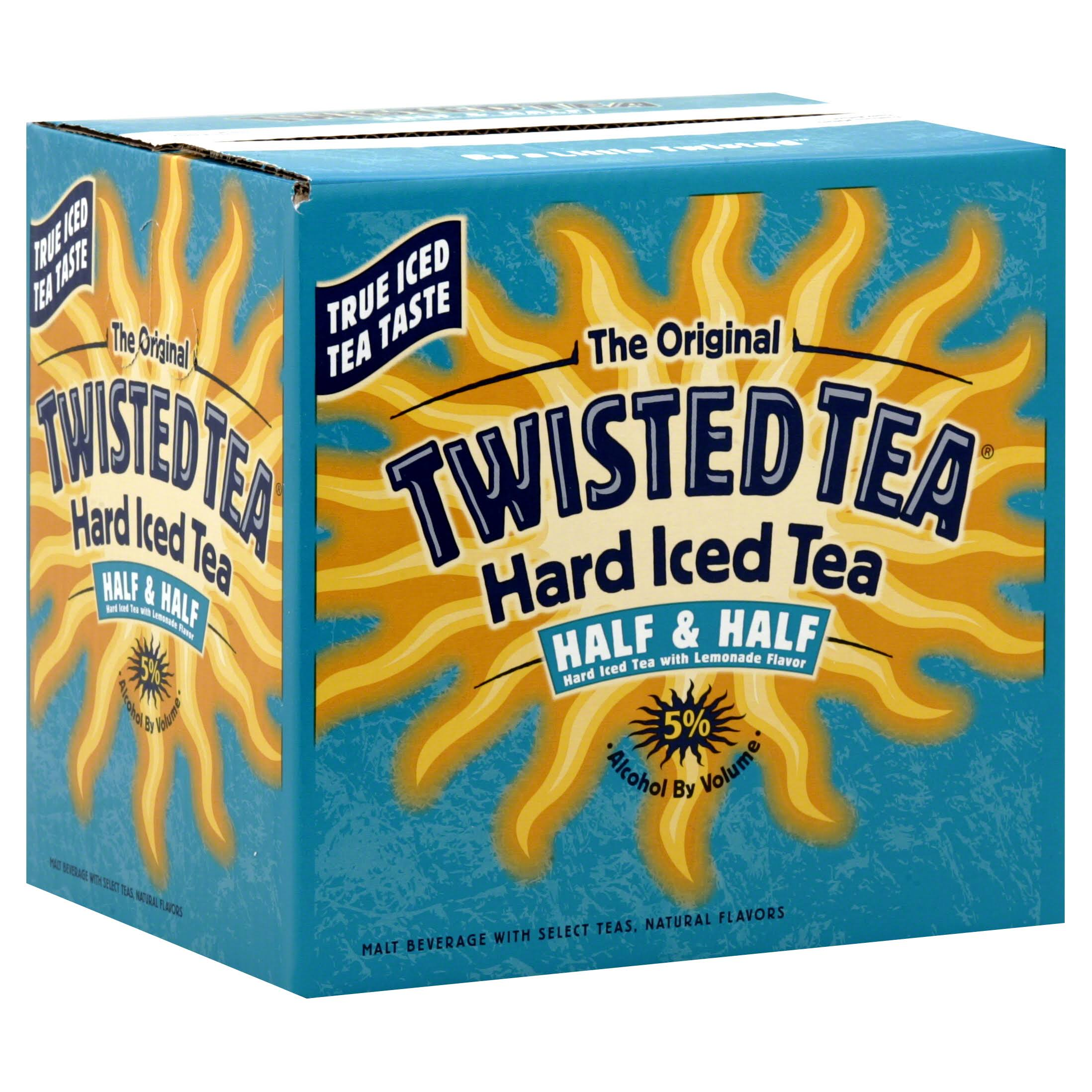 Twisted Tea Hard Iced Tea Half & Half