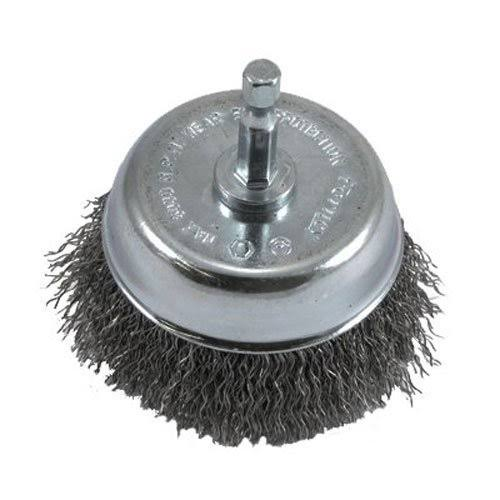 Forney Industries Coarse Wire Cup Brush - 3""