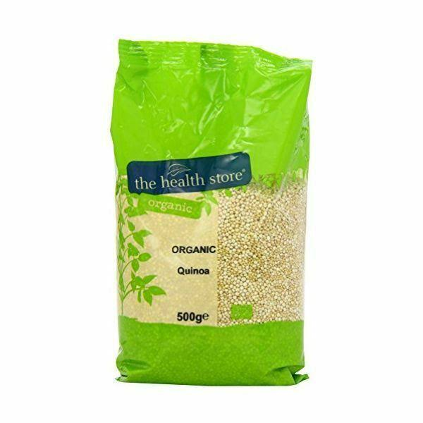 The Health Store Organic Quinoa 500g