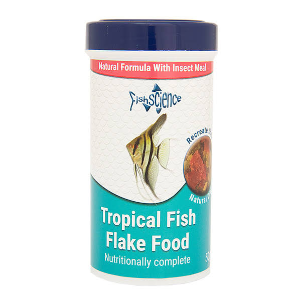 Fishscience Tropical Flake Food - 20g