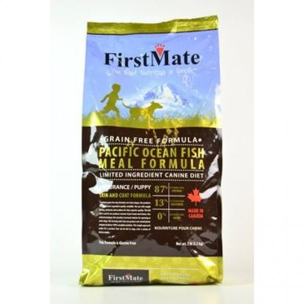 First Mate Pacific Ocean Fish Meal Puppy Dog Food - 2.3kg
