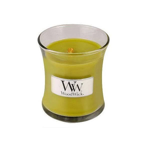 Woodwick Jar Candle - Willow, Small