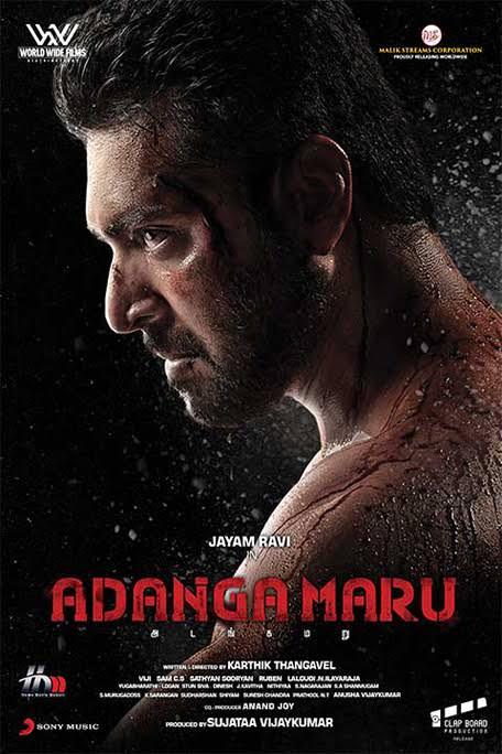 Adanga Maru 2018 Full Tamil Movie Download HDRip 720p ESubs   G-Drive Link   Watch Online