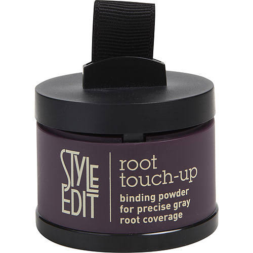 Style Edit Root Touch-up Binding Powder Hair Color - Dark Brown, 0.13oz